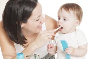инфекции в горле фото у детей