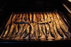 рецепт с фото мойвы в духовке