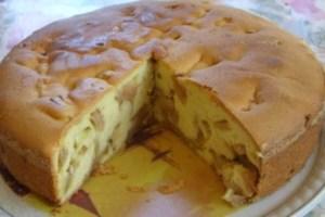 как приготовить пирог шарлотку пышную?