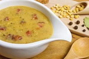 Можно ли есть гороховый суп на правильном питании