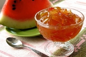 рецепт варенье арбуза и дыни