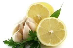 лимон с чесноком от паразитов рецепт