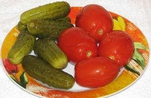Можно ли кормящей маме соленые огурцы и помидоры? Питание для детей - здоровье и спорт