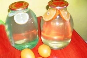 Рецепт березового сока с апельсином на зиму