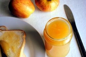 как приготовить яблочное варенье желе