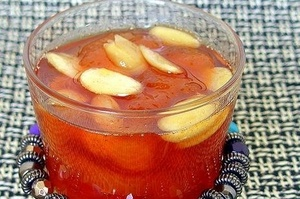 Миндаль, жаренный с сахаром – кулинарный рецепт
