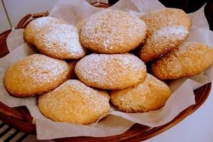 печенье на скорую руку из сметаны и масла сливочного