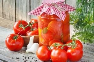 маринованные помидоры как в магазине рецепт с фото